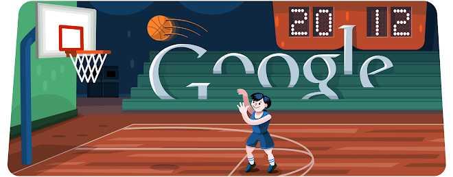 Basquete - jogos conhecidos do google doodle