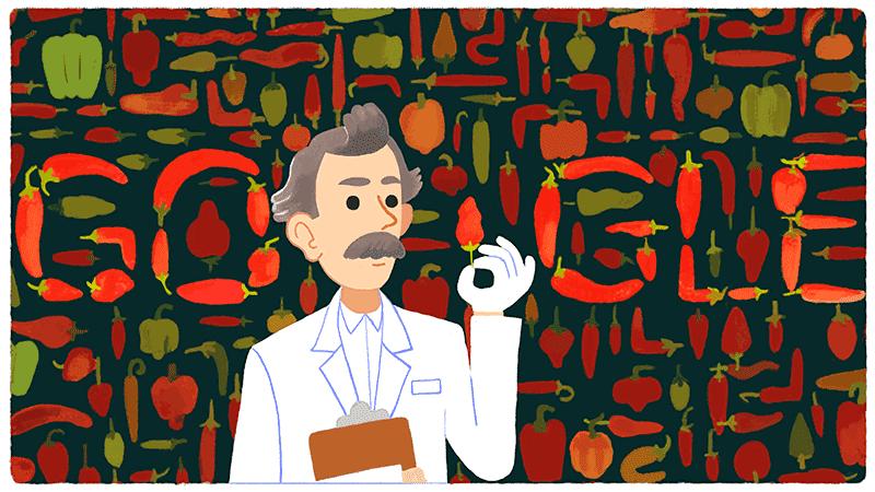O Jogo Scoville - jogos conhecidos do google doodle