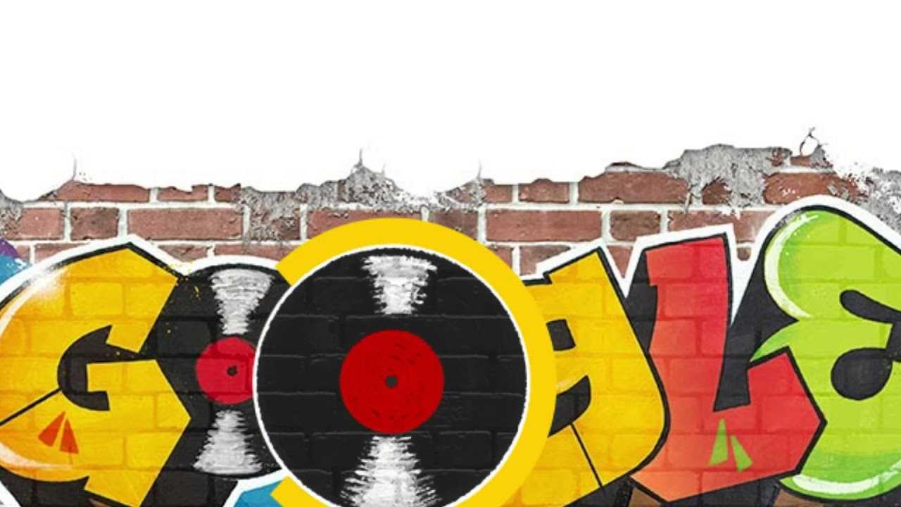 hip hop - jogos conhecidos do google doodle (2)