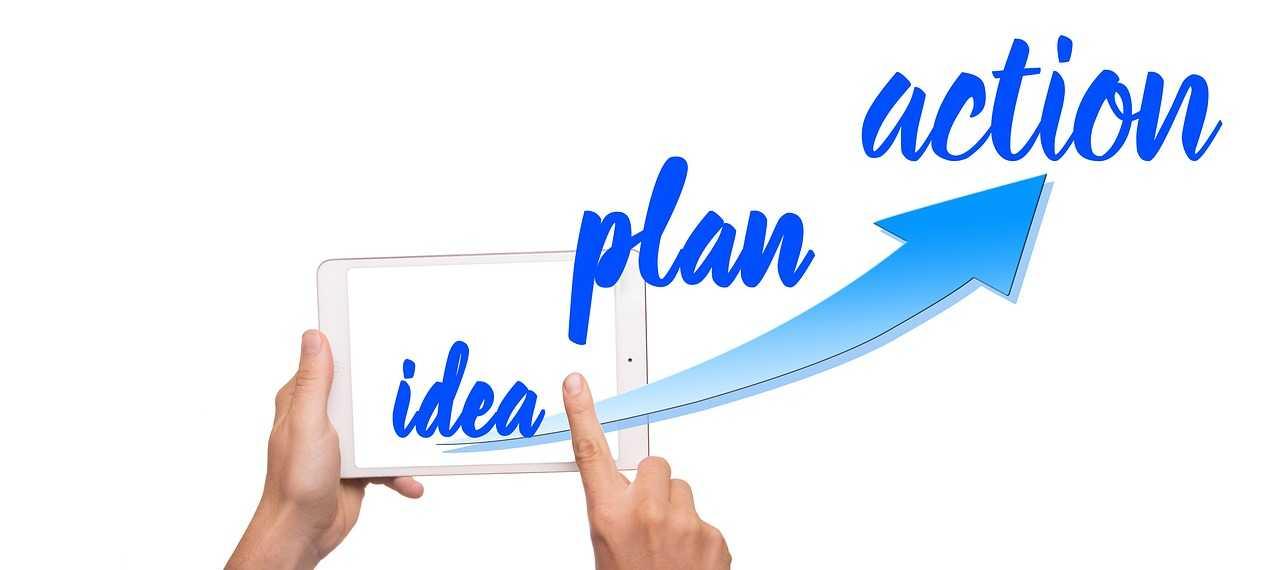 Idea , Plan, Business