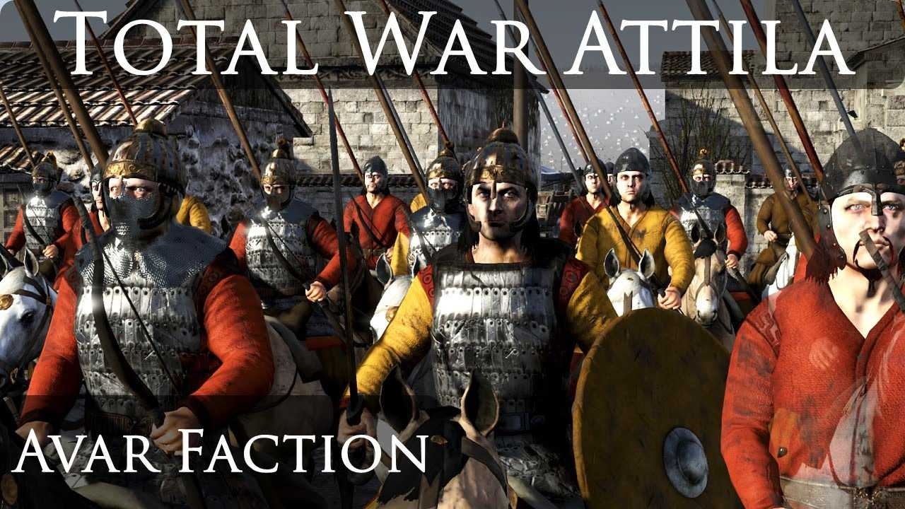 The Entire Total War Series