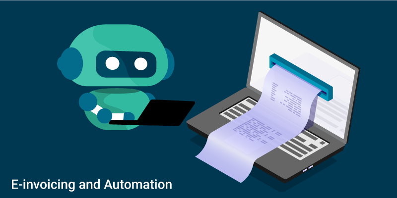 e-invoicing and automation