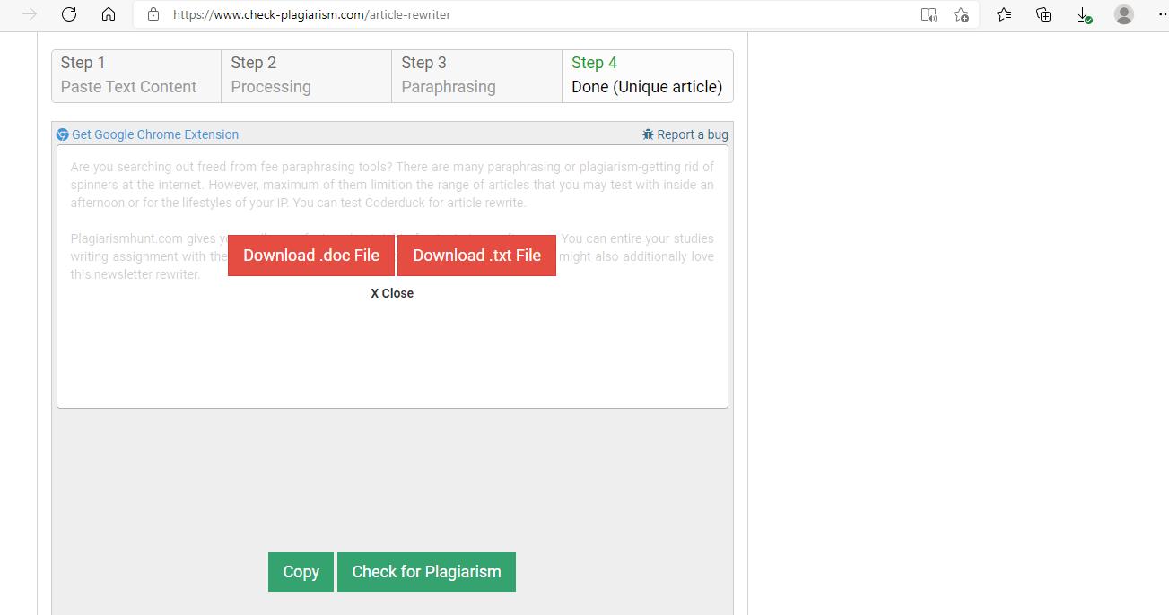 Check-Plagiarism.com