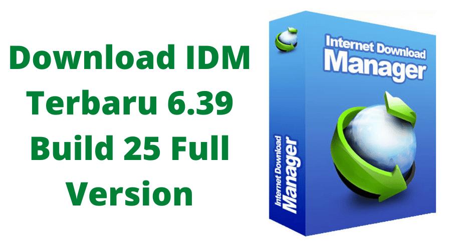 Download Free IDM 6.39