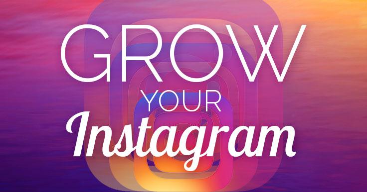grow Instagram followers